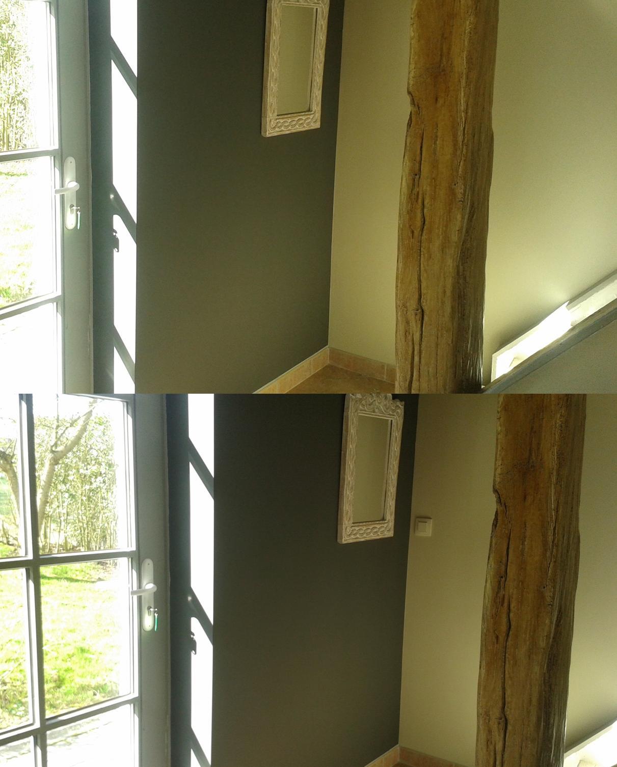 Installation sans poussière