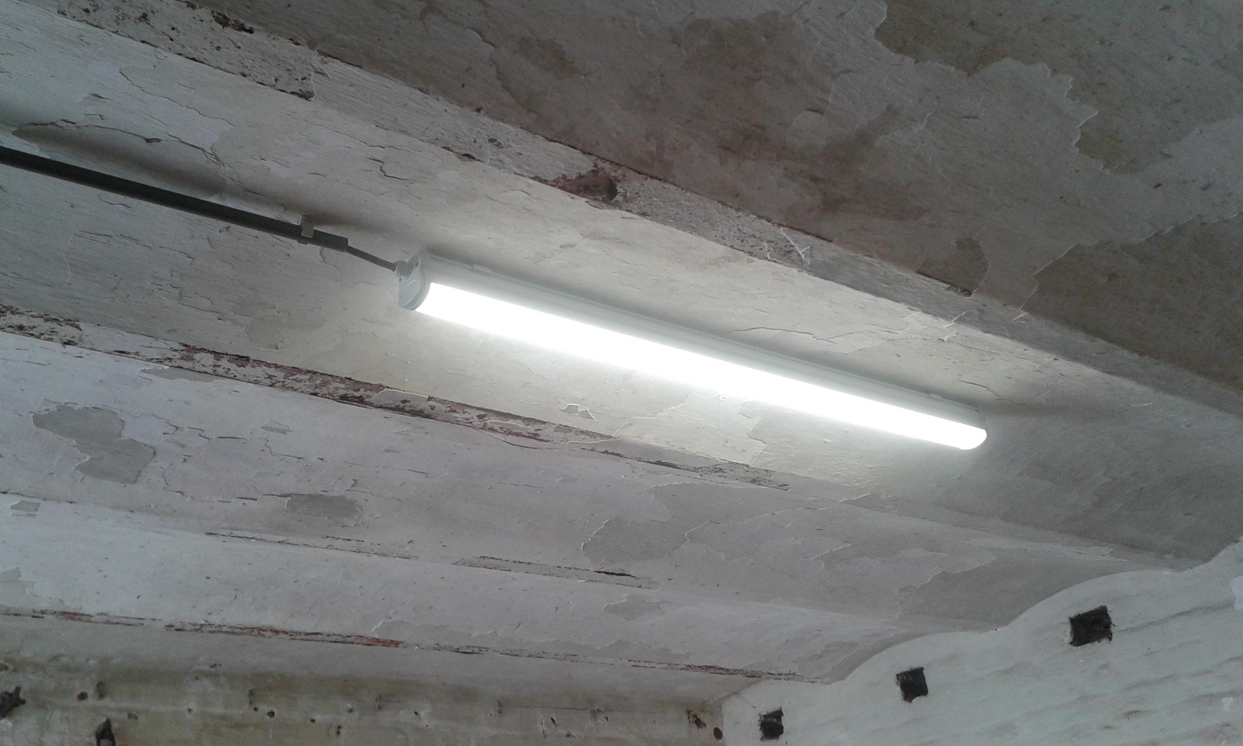 Ajout de luminaire